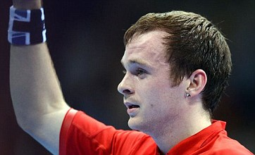 Paul Drinkhall wins again on mixed day for Team GB table tennis couple
