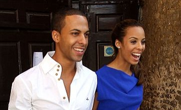 Rochelle Wiseman: Marrying Marvin Humes was best day of my life