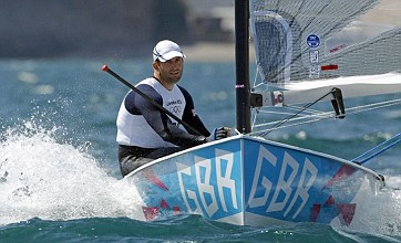 Ben Ainslie makes rare impressive start on first day of Olympic sailing