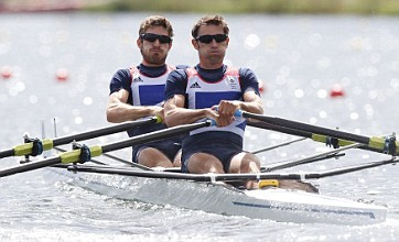 Zac Purchase fires warning as rowing duo find their form