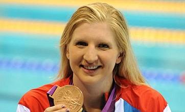 Rebecca Adlington takes bronze in 400m freestyle at London 2012