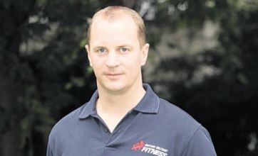 British Military Fitness director Rob Love: I love my job as it changes lives