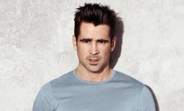 Colin Farrell leaves hell-raising days behind with Total Recall fitness regime