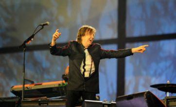 Paul McCartney, Dizzee Rascal and Emeli Sande paid £1 for Olympics gig