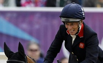 Mary King blames lion for missing out on individual equestrian medal