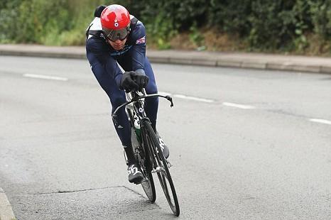 Cycling fan steals Bradley Wiggins' London 2012 training kit