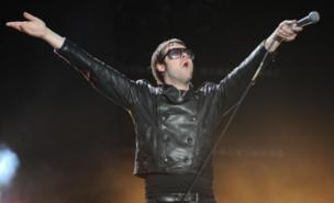 Tom Meighan was at breaking point during Kasabian's US tour (PA)