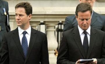 David Cameron: Nick Clegg and I are not 'Happy Meal' friends