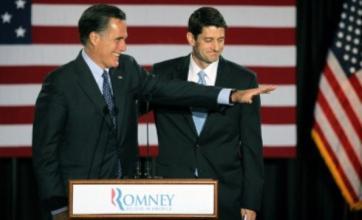 Mitt Romney names Paul Ryan as running mate for presidential election
