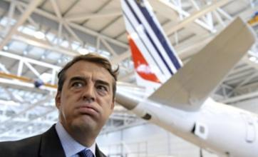 Air France passengers asked to chip in for fuel after diversion to Syria