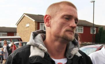 Tia Sharp murder accused Stuart Hazell 'told father to be strong'