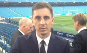 Gary Neville invites haircut abuse – and gets it