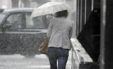 This summer 'wettest in England and Wales for 100 years'