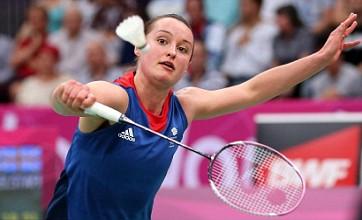 London 2012 badminton heartbreak as GB players Egelstaff and Ouseph lose