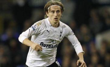 Tottenham 'reject Real Madrid's £38m bid for Luka Modric'