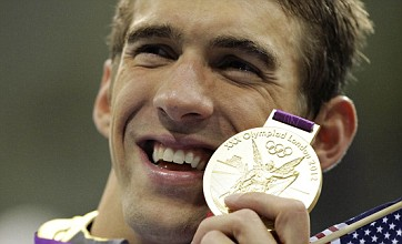 Michael Phelps' record-breaking Olympic swim watched by 10.6m