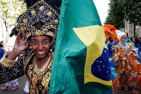 Quilumbo do Samba Brazilian Samba band