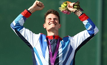 Peter Wilson wins shooting gold for Team GB at London 2012 Olympics