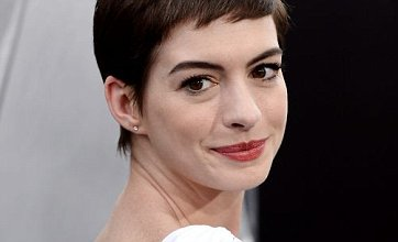 Anne Hathaway: I'd love to be on the US swimming team for London 2012