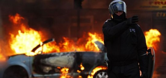 UK cities suffered five nights of rioting in the summer