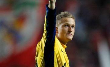Anders Lindegaard to challenge David de Gea after signing Man United deal
