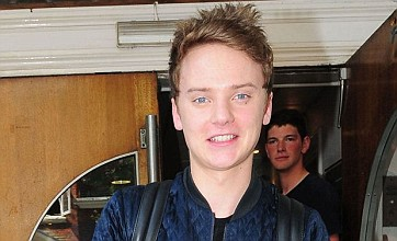 Conor Maynard scores big with hottie from his music video