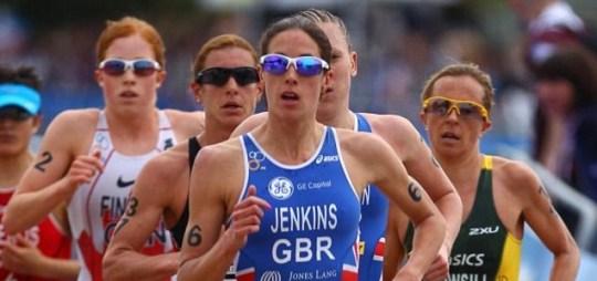 Helen Jenkins of Great Britain