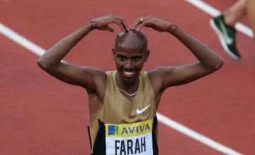 Colin Murray: I can barely wait for Mo Farah's moment to shine