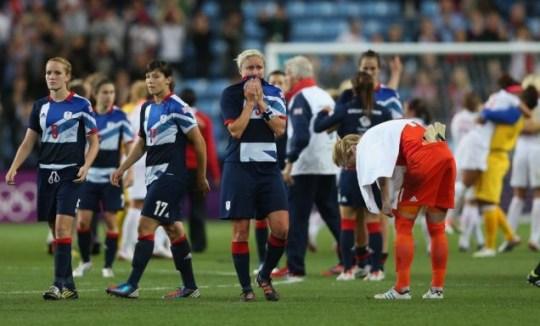 Great Britain, women's football