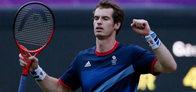 Andy Murray, Olympics.