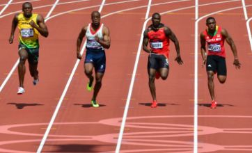 British fans miss out on tickets for men's 100m showdown