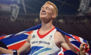 Long jumper Greg Rutherford leaps into history books with surprise gold