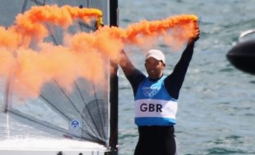Ben Ainslie re-writes history books with another Olympic gold
