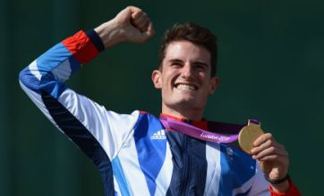 British men hit the target for gold in shooting and canoeing
