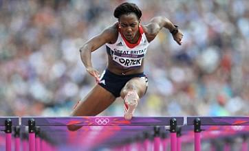 Tiffany Porter through to London 2012 Olympics 100m hurdles semi-finals
