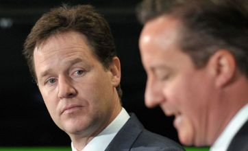 Nick Clegg accuses Conservative party of breaking coalition contract