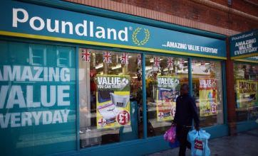 Poundland 'work for free' scheme is legal, court rules