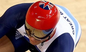 Sir Chris Hoy on track for sixth Olympic gold after winning keirin semi