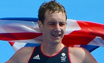 Alistair Brownlee claims triathlon gold with brother Jonny taking bronze