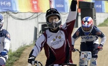 Latvian love machine Maris Strombergs has the BMX-Factor