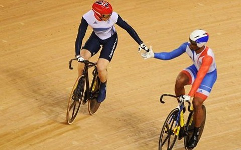 Great Britain cycling success down to pedal action rather than magic wheels