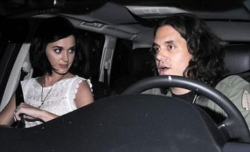 Katy Perry 'parties with John Mayer, crocodile and a kangaroo'