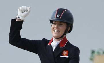 GB's Charlotte Dujardin wins second dressage gold as medal haul hits 50