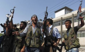 UK to increase 'non-lethal assistance' to rebels in Syria