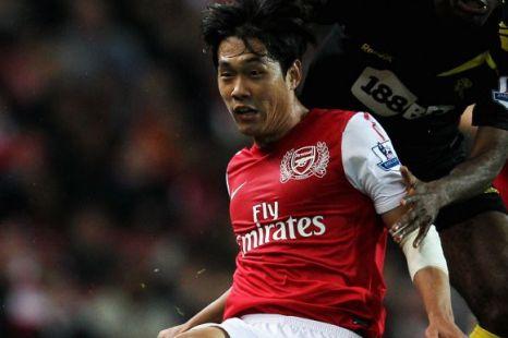 Park Chu-Young, Arsenal.