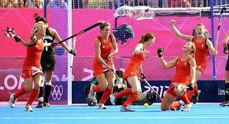 Crista Cullen Team GB women's hockey bronze medal match