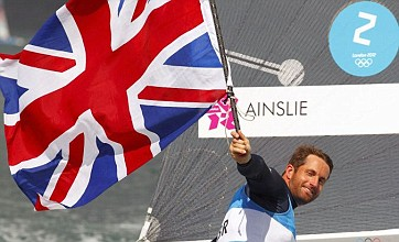 Four-time gold medallist Ben Ainslie to carry GB flag at closing ceremony