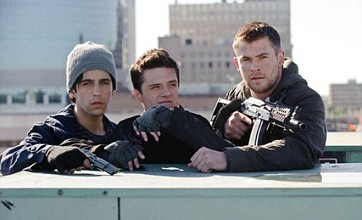 First glimpse of Red Dawn remake offered as trailer is released