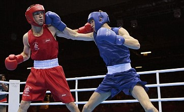 Great Britain boxer Luke Campbell takes gold in bantamweight class