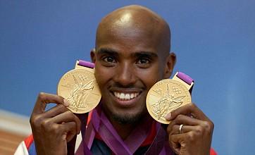 Mo Farah: Coach's jibes helped push me to double Olympic glory